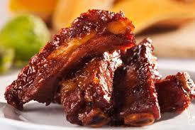 5 spice ribs