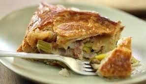 Welsh Chicken Pie